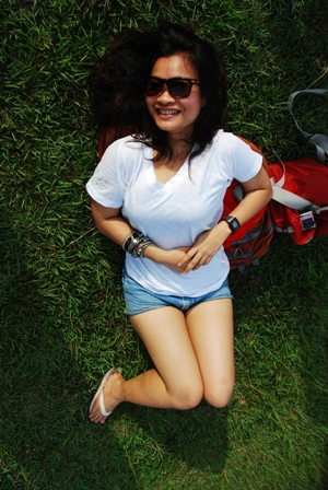 me @Taman Siem Reap