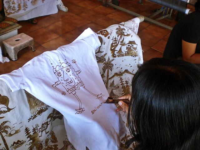 Batik Tulis Bali