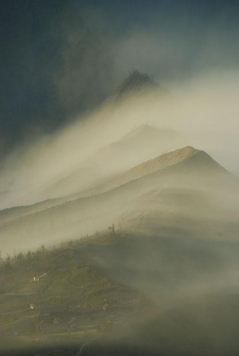 misty fog