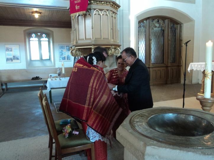 Mangulosi di Pernikahan