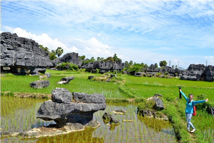 Karst Maros The Second Largest Karst In The World