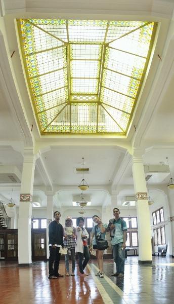 Ketika menjadi Turis didalam kota sendiri (Surabaya