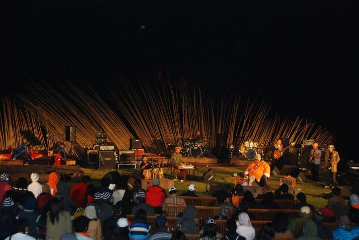 Jazz Gunung 2012 @Bromo