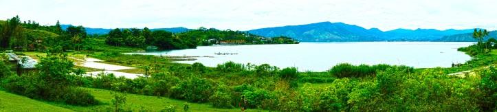 Danau Toba Was taken by Nowak