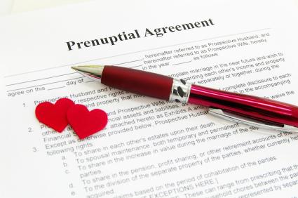 pic taken from http://www.wrosslocklearlaw.com/premarital_agreements.shtml
