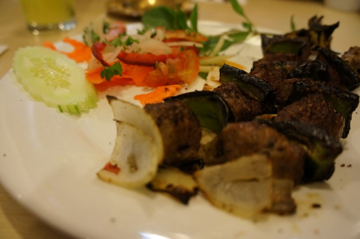 saagaf (bener gak sih nulisnya ) dari Sahara Resto :) super yummy