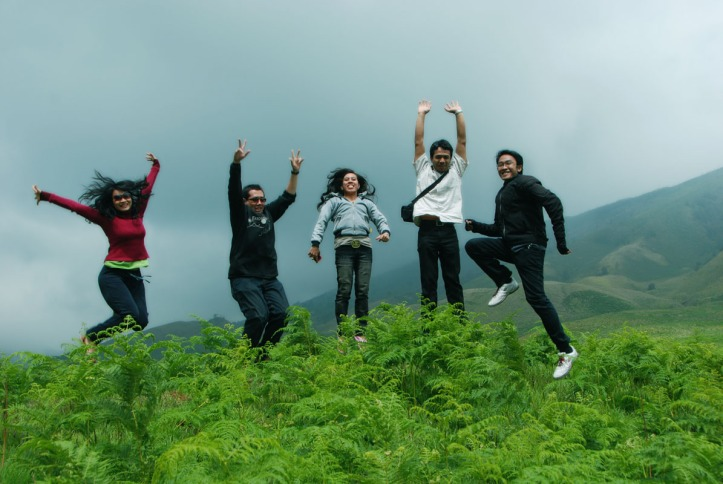 Bromo with my Friends :)
