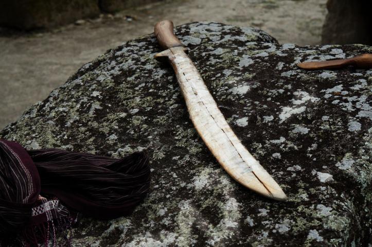 Hukuman Pancung di Desa Siallagan