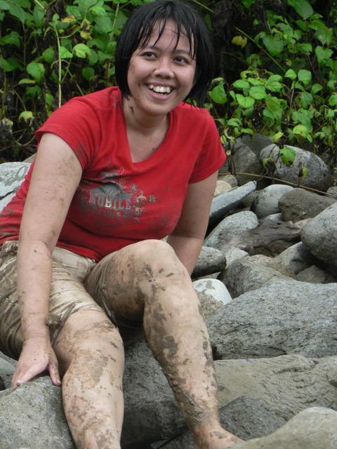 epik....si korban trekking :)