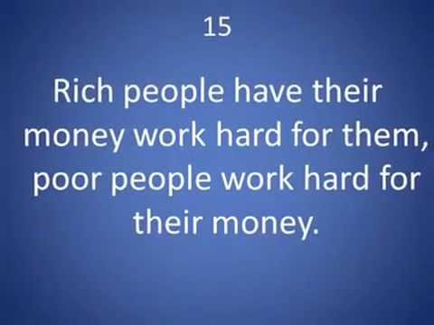 rich people are happy essay