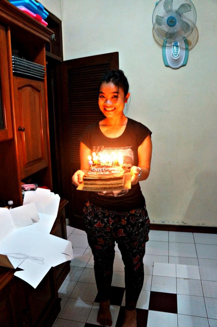 Happy birthday sayang