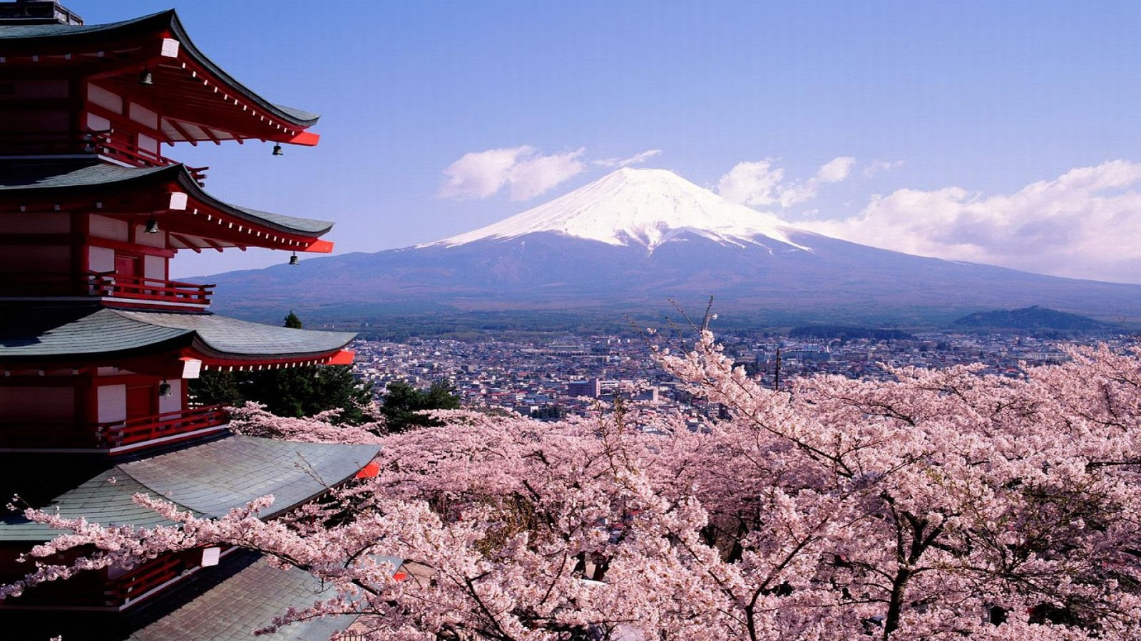 A Wonderful Dream Vacation In Japan - Vacation to japan