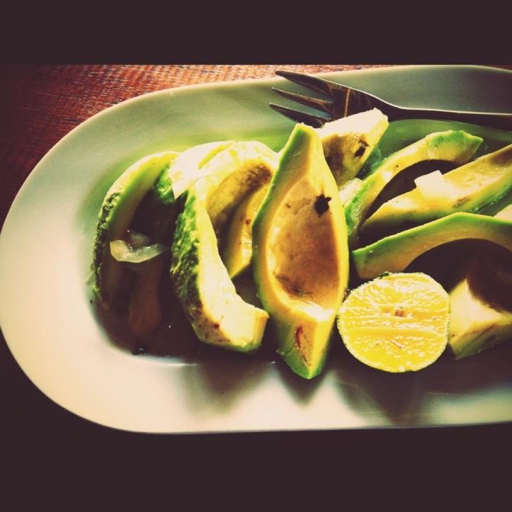 avocado salad dari tabo