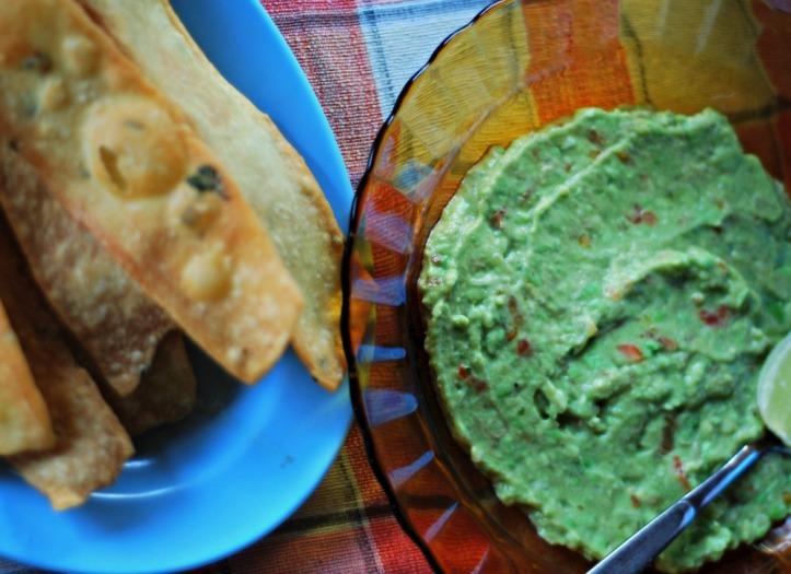 Guacamole + chip