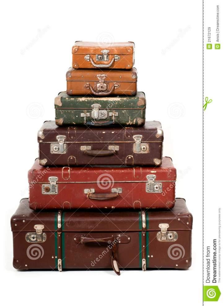 www.dreamstime.com gara-gara liat koper-koper ini jadi pengen punya :)