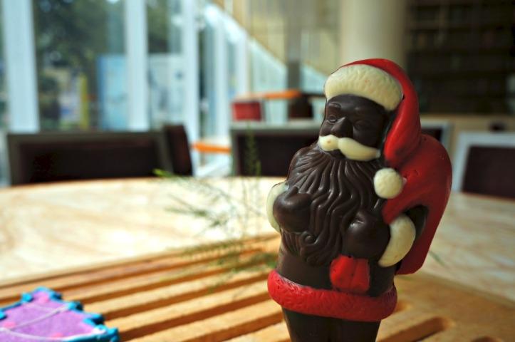 Coklat Santa