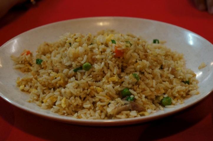 Hua kangen nasi goreng