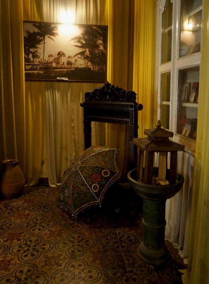 Sudut2 di ruangan Melayu
