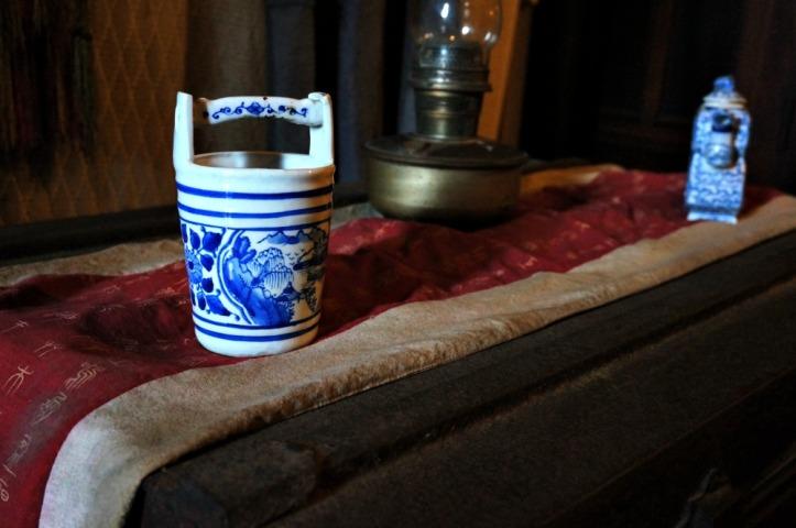 Salah satu keramik peninggalan beliau