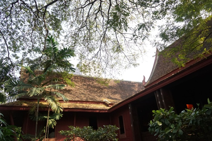 Jim Thomson Museum Bangkok