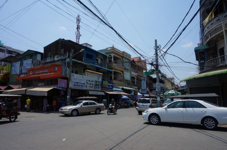 Russian Market: Toul Tom Poung Market