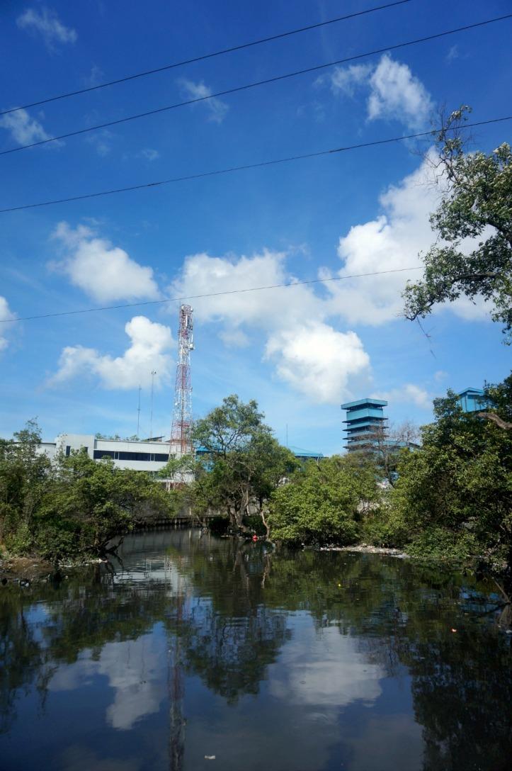 Sungai/muara didesa nelayang