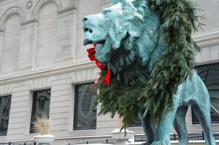 The Lion - Art Institute of Chicago
