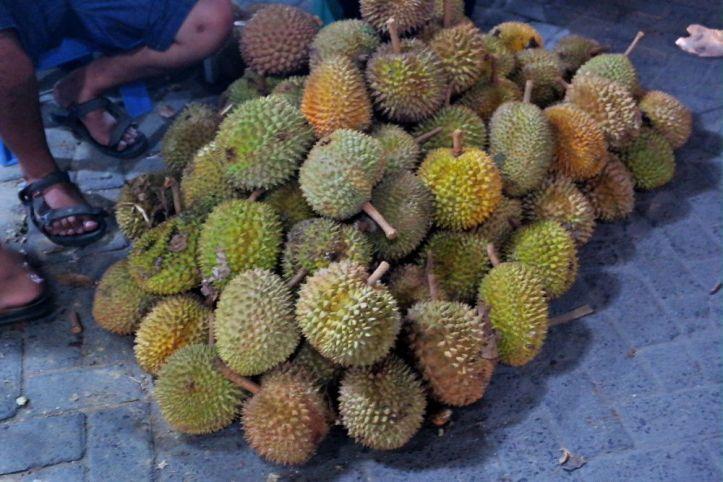 Durian juga ada Asia Mega Mas Medan