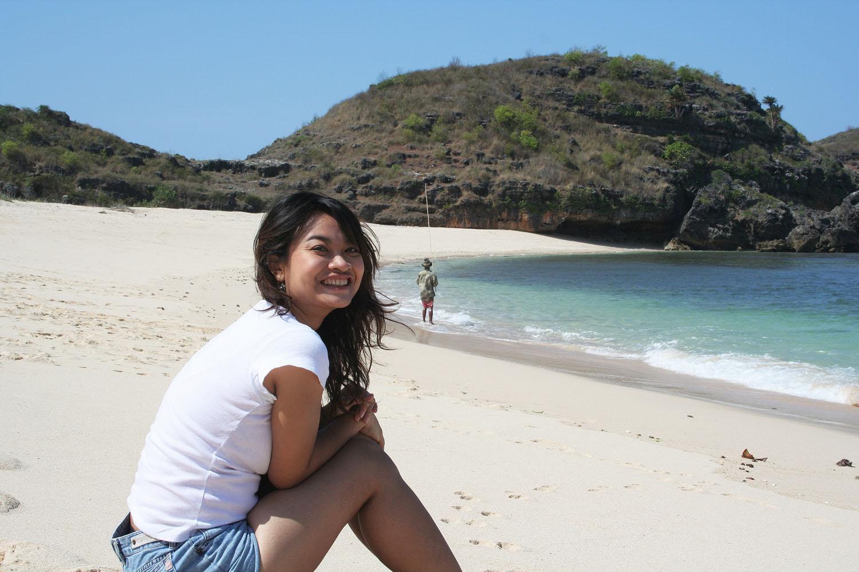 Pantai Watukarung Pacitan Jawa Timur Nonikhairani