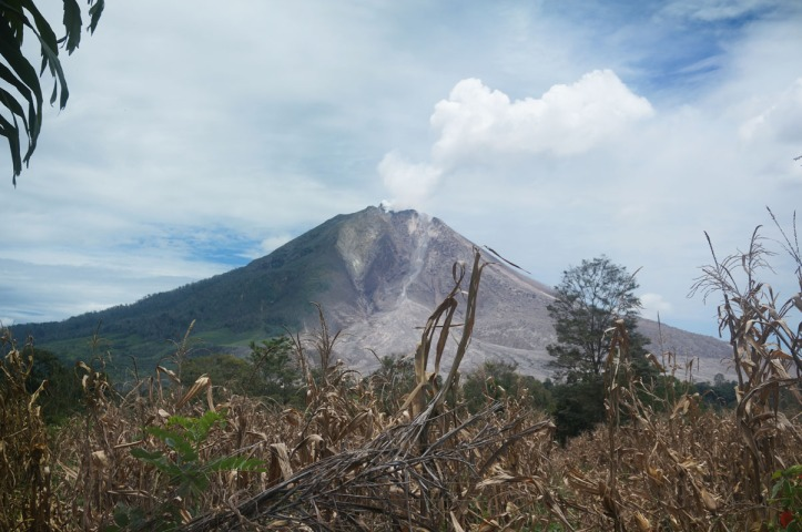 GUnung Sinabung - Berastagi - North Sumatera