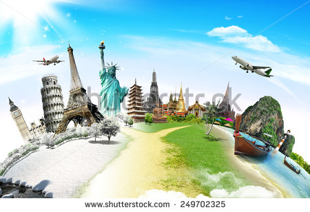 stock-photo-travel-the-world-monument-concept-249702325