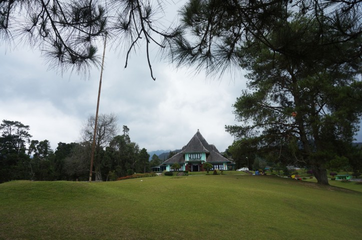 Bukit Kubu Berastagi