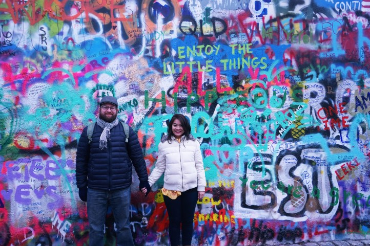 @ Jon Lennon Wall Prague Foto was taken by mba2 Jepang