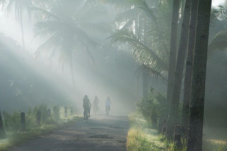 Desa kecil di kaki bukti Punthuk Setumbu Magelang