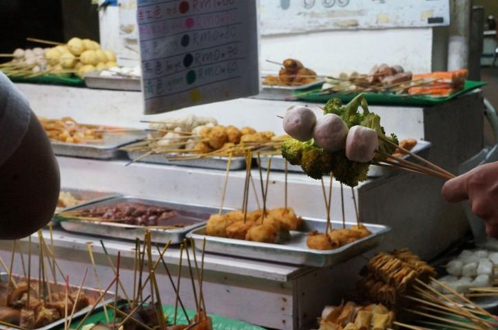 Street Food Penang