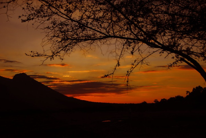 Sunset - Taman Nasional Baluran Indonesia