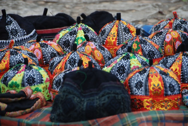 topi khas Sa Pa
