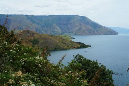 Danau Toba dari Pangururuan