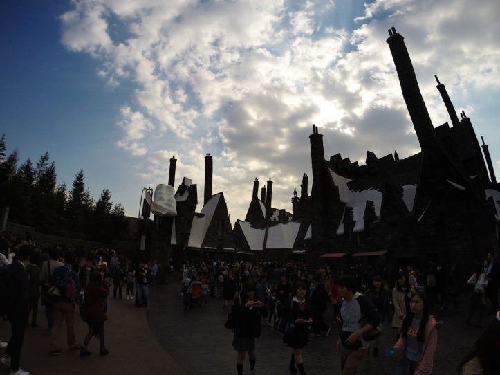 The Wizarding World of Harry Potter Universal Studio Japang