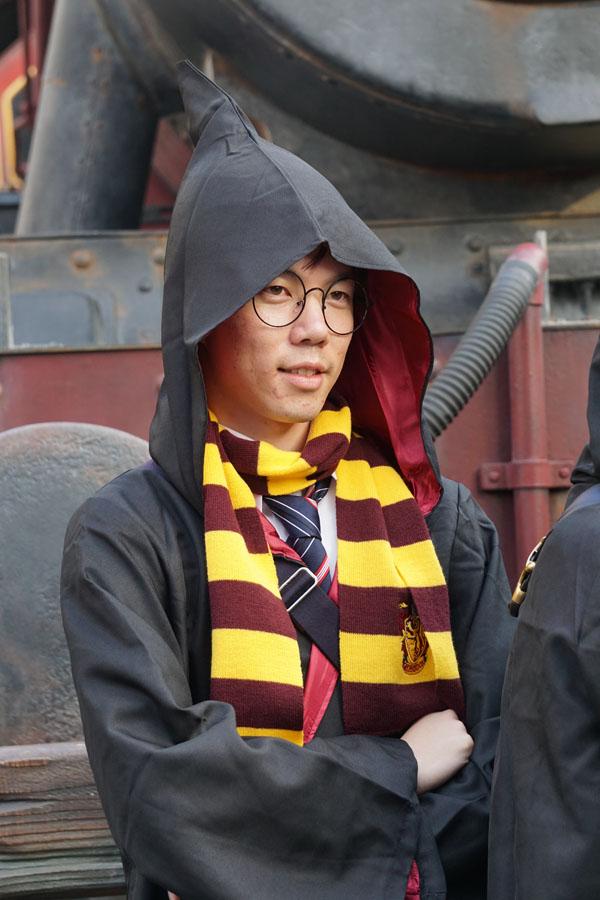 Harry Potter Universal Studio Jepang 22