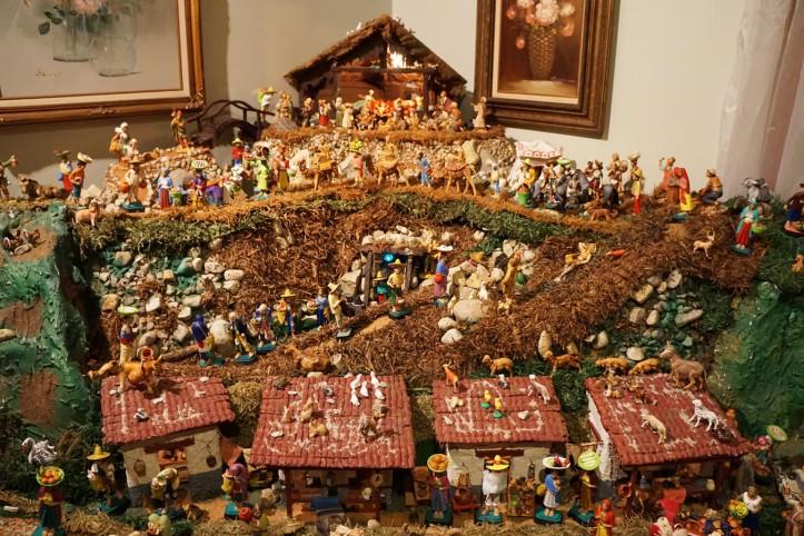 MIniatur natal handmade