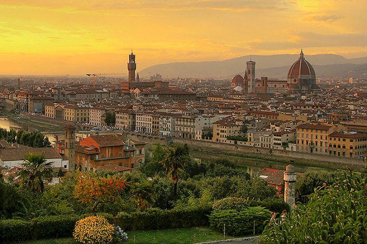 Wikipedia Florence - pusat Renaisans