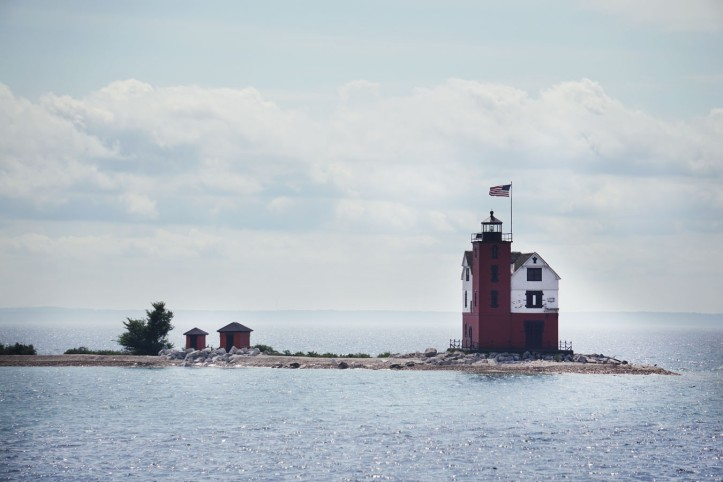 Light house Mackinac Island