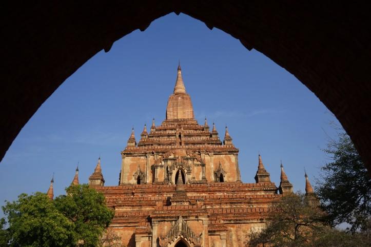 Dhammyangyi Paya Bagan