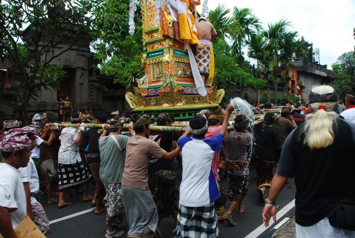 Upacara Ngaben Bali