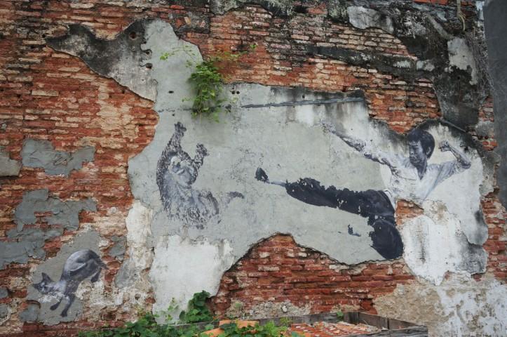 penang mural