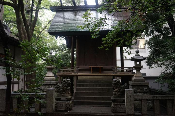 Kuil Hikawa Kawagoe Japan