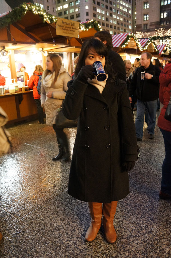 Glühwein - Jerman Market Chicago