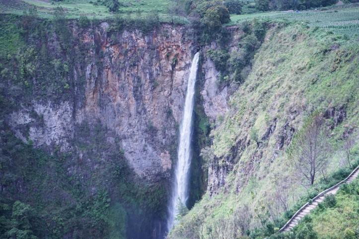 Air Terjun Sipiso-Piso Sumatera Utara
