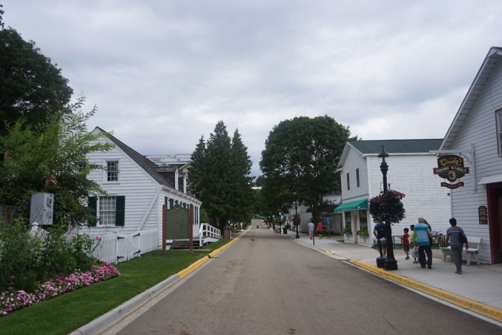 Mackinac Island USA